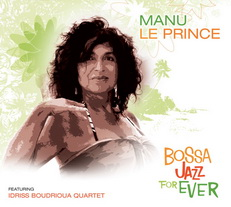 Couverture Album Tribute to Cole Porter Manu Le Prince. Photo:Pierre Terrasson